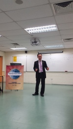 "Lincoln Leong, ACS, ALB, facilitated discussion on ""Making US Remarkable"""